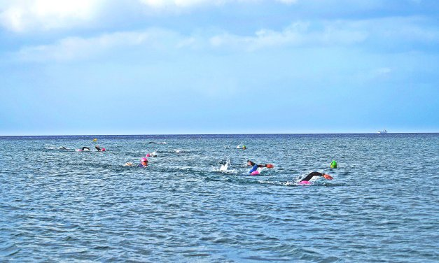 Dealing With Open Water Panics During Racing