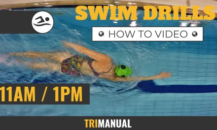 Swim Video: 11am 1pm Drill