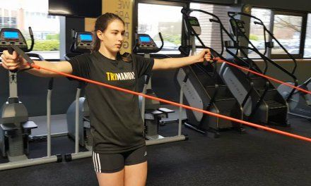 S+C Workout: Stretch Cord Marathon