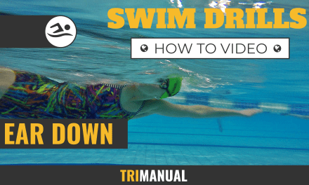 Swim Video: Ear Down Drill