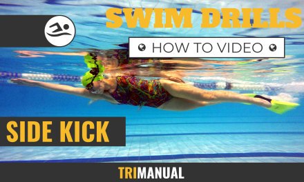 Swim Video: Side Kick Drill