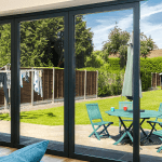 Aluminium New Wave Doors