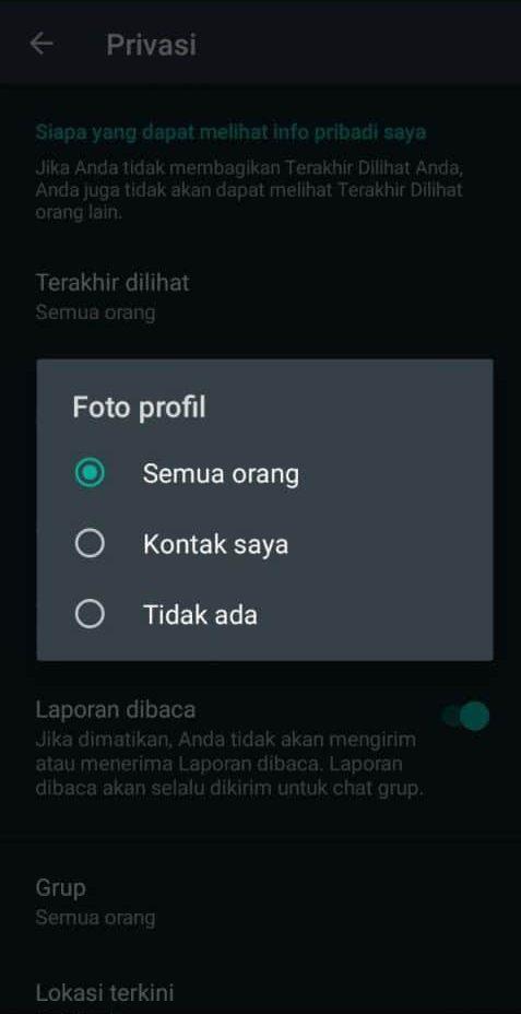 Cara membuat profil kosong di whatsapp ataupun dikenal dengan profil hantu whatsapp. Kumpulan Gambar Foto Profil Whatsapp Kosong Keren Unik Trimelive Com