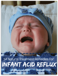 14 Natural Remedies For Infant Reflux