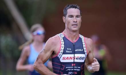 Craig Alexander fue elegido como el mejor triatleta profesional masculino de Australia y Nueva Zelanda.