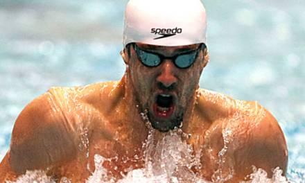 """Michael Phelps: """"Si pudiera hacer un triatlón y no correr, lo haría instantáneamente""""."""
