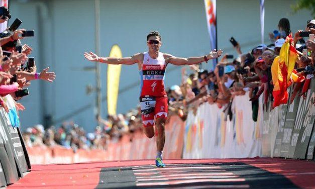 Ofrece Gómez Noya tips para recuperarse después de cada triatlón