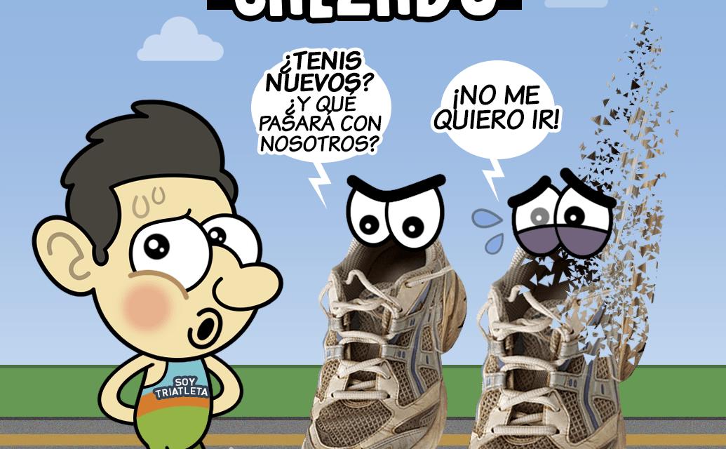 Estrenando calzado