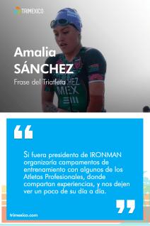 Amalia Sánchez, Kona 2018
