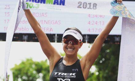 """Lauren Goss es posiblemente la triatleta profesional más """"cool"""" del mundo"""