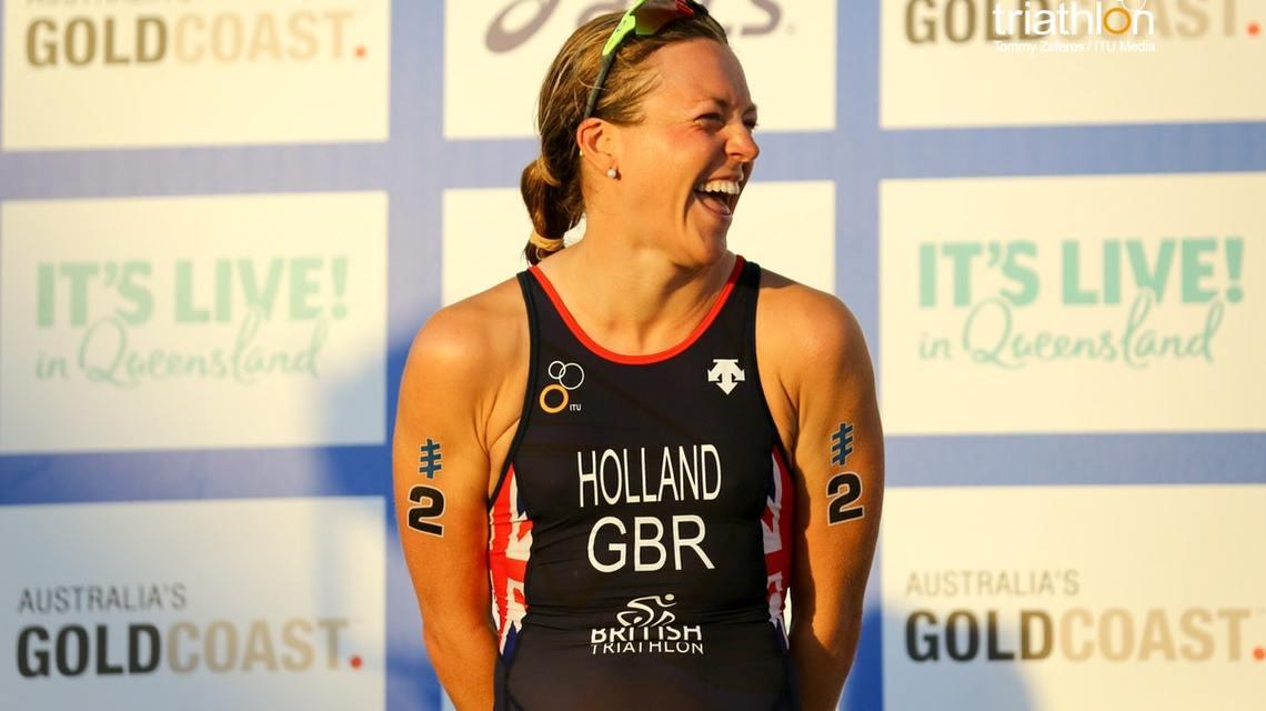 2018 World Triathlon Grand Final, elite women