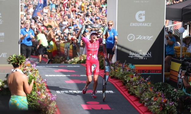 Daniela Ryf 4x Campeona del Mundo IRONMAN con nuevo récord del mundo.