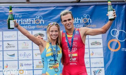 Yuliya Yelistratova y David Castro ganan en Salinas en finales realmente emocionantes.