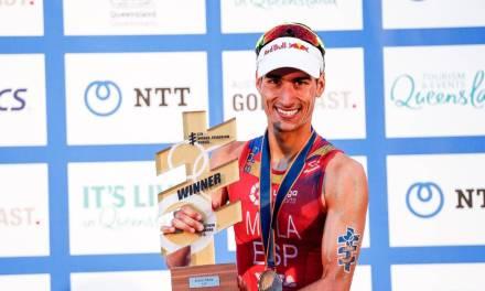 Mario Mola declara que en sus manos se encuentra el llegar en las mejores condiciones para pelear por una medalla en Tokio 2020.