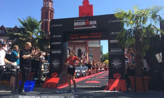 El increíble año de Ironman de Sarah True.