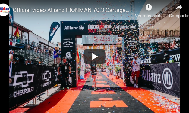 IRONMAN 70.3 Cartagena presented by Chevrolet 2018