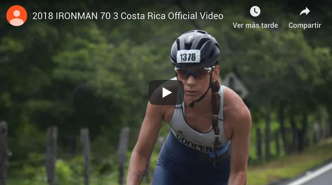 2018 IRONMAN 70 3 Costa Rica