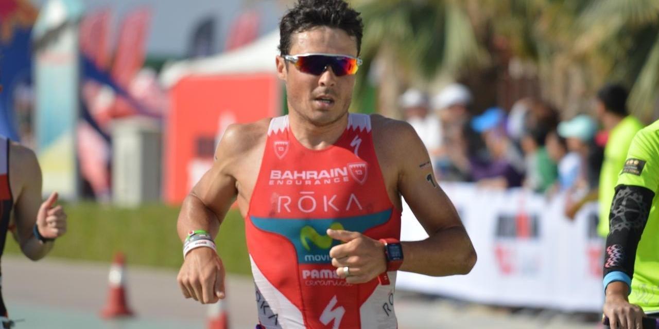 Gana Gómez Noya triatlón sprint en Tauranga, Nueva Zelanda