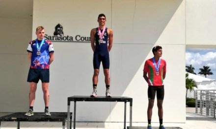Logra oro, plata y bronce equipo México en Copa Continental Junior
