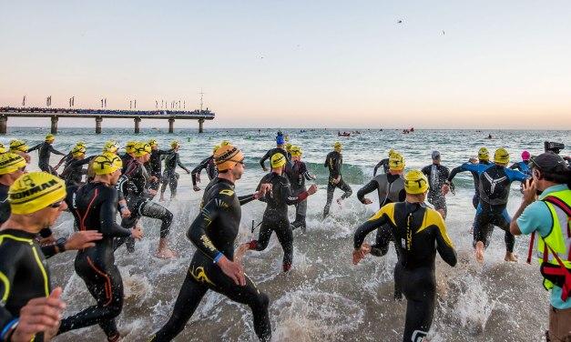 Fallecen dos competidores durante la etapa de nado del IRONMAN Sudáfrica