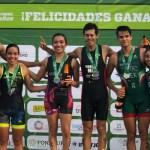 Arroyo y Márquez se proclaman campeones nacionales de acuatlón
