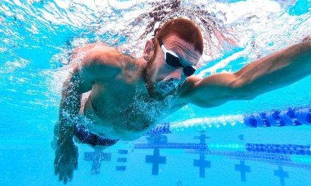 Lesión le da a Lionel Sanders el poder de mejorar en la natación