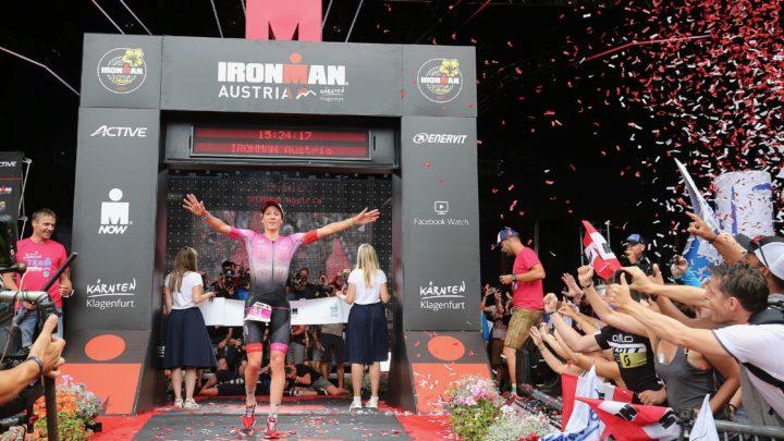Muestra Ryf su poder sobrehumano al ganar el IRONMAN de Austria