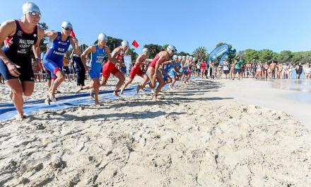 Albergará Ibiza el Campeonato del Mundo de Triatlón Multideporte en 2022