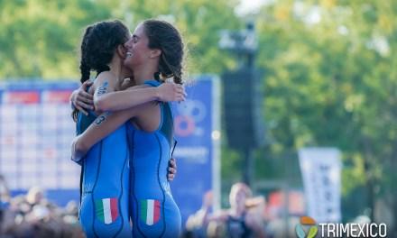 Triatlón Lausanne Junior Femenil