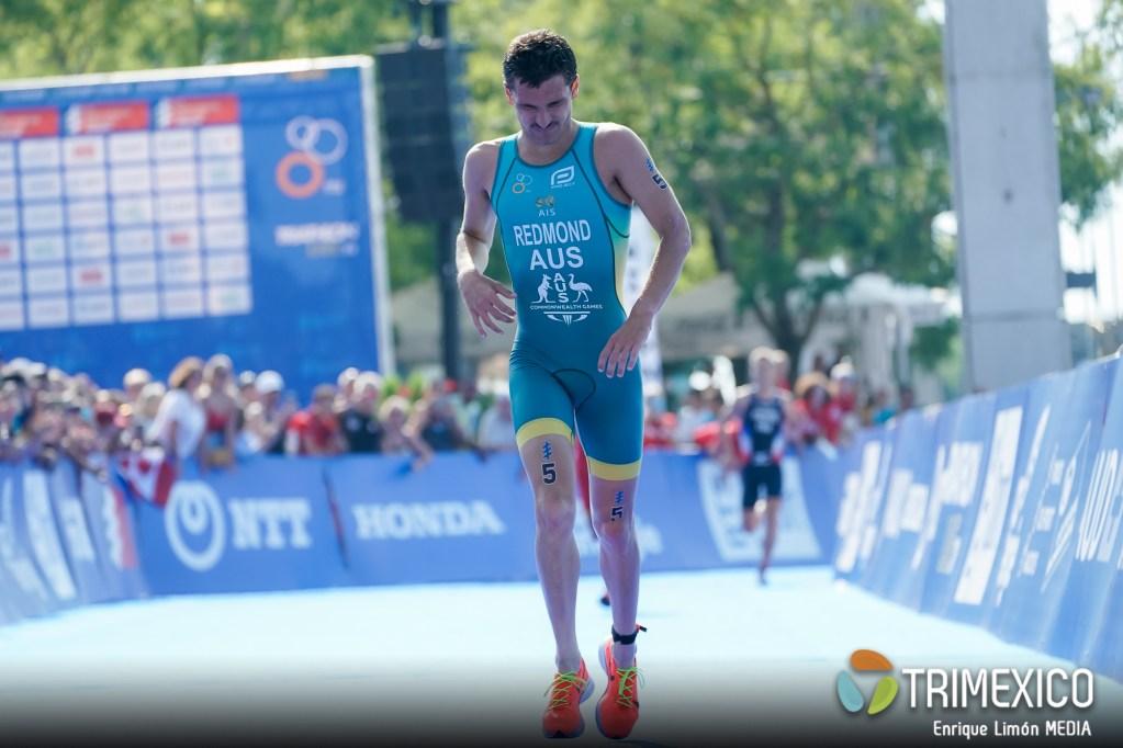 Triatlón Lausanne Junior Varonil