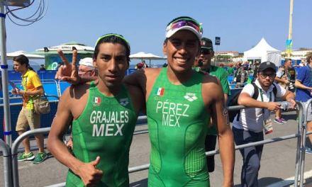 Van Crisanto Grajales e Irving Pérez por el podio en el test olímpico de Tokio