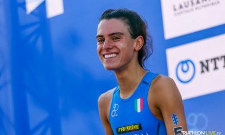 Ganan italiana Mallozzi y portugués Batista el Mundial Junior 2019