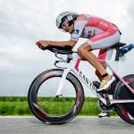 A Jan Frodeno no le quita el sueño romper récords, él va por otro título mundial