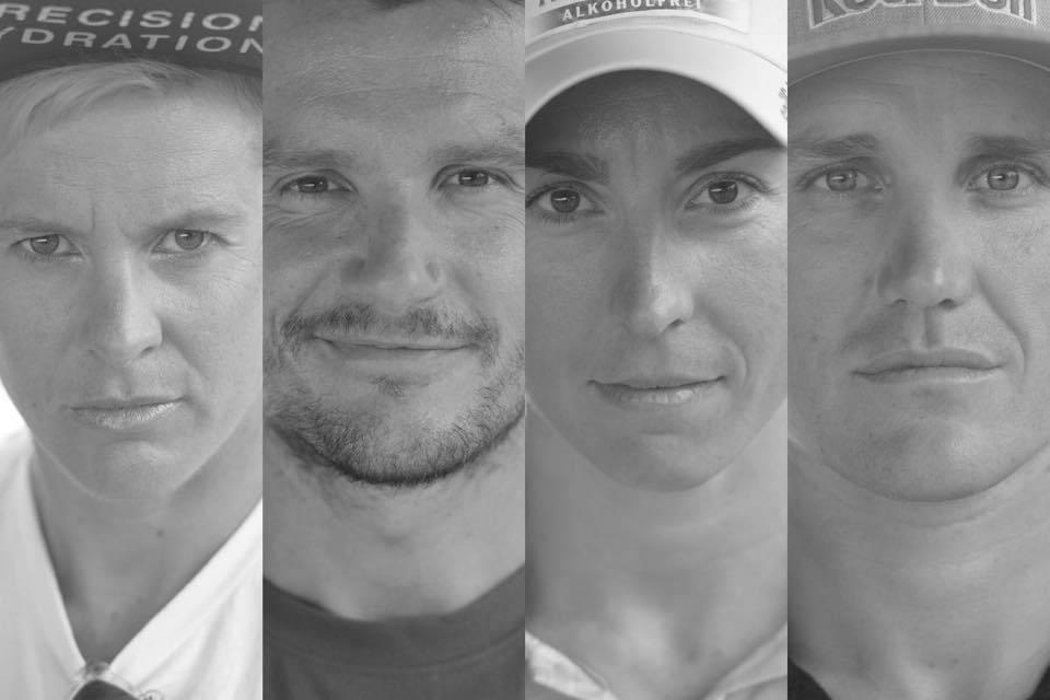 Tienen en la mira triatletas profesionales romper todos las marcas en Kona