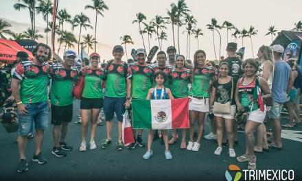 Mexicanos en Ironman World Championship kona 2019