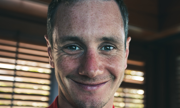 Alistair Brownlee en Ironman World Championship, Kona 2019
