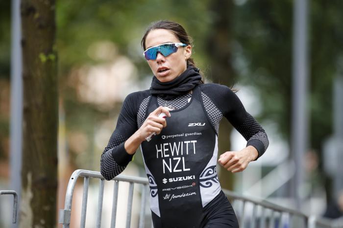 Vuelve Andrea Hewitt al más alto nivel, tras casi un año de ausencia