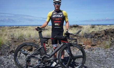 Cameron Brown busca bajar de las 8 horas en el IM de Western Australia