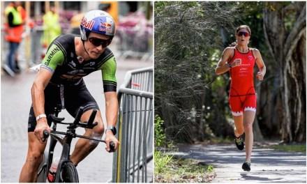 Dos triatletas de distancias olímpicas dan el paso a las pruebas IM con mucho éxito