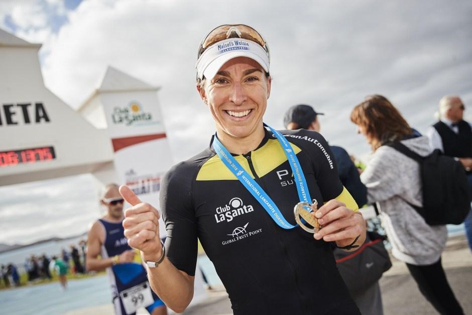 Confirma Anne Haug que participará en el próximo IRONMAN de Sudáfrica