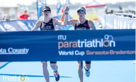 Iguala EU premios económicos para triatletas y paratriatletas en la Copa del Mundo de Sarasota
