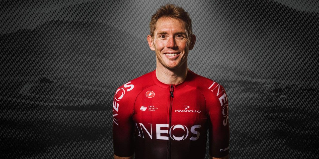 Continúa Wurf su camino por el ciclismo con competencia en Portugal