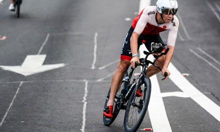 Para Cameron Wurf, el Mundial en Kona se gana en la etapa ciclista