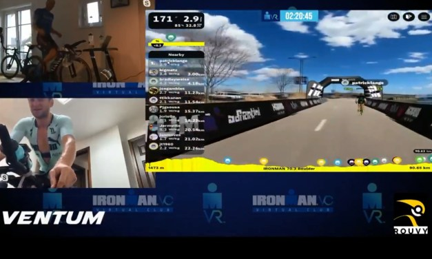 Logra Virtual Race IRONMAN éxitoso debut