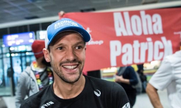 El 19 de julio, Patrick Lange se enfrentará a la armada noruega en una competencia de relevos