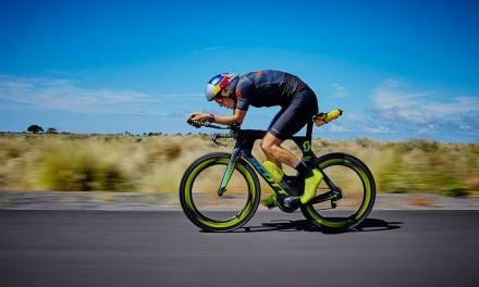 Afina Sebastian Kienle detalles sobre su bici previo al reinicio de competencias