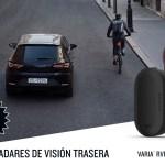 Rueda tranquilo con los radares Varia ™ RVR315 y RTL515 de Garmin