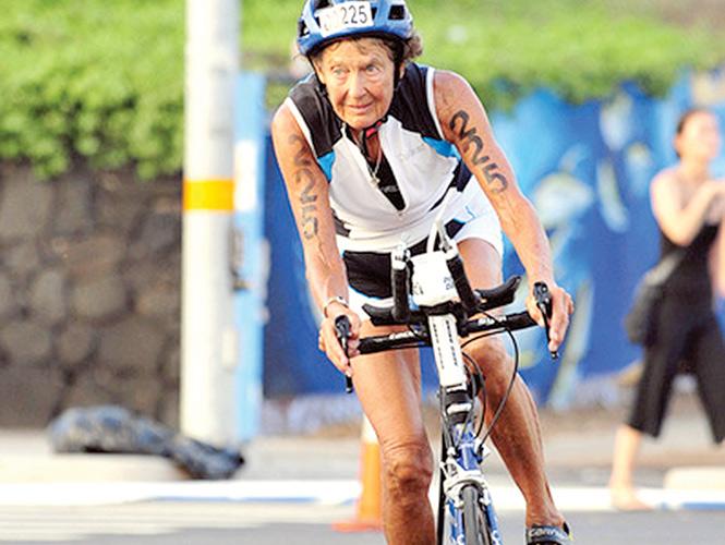 Cumple Madonna Buder, la IRON NUN, 90 años de edad