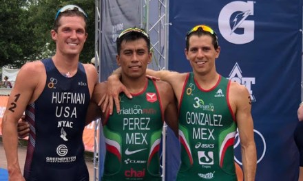 Listados dos mexicanos para la primera prueba WTS de 2020