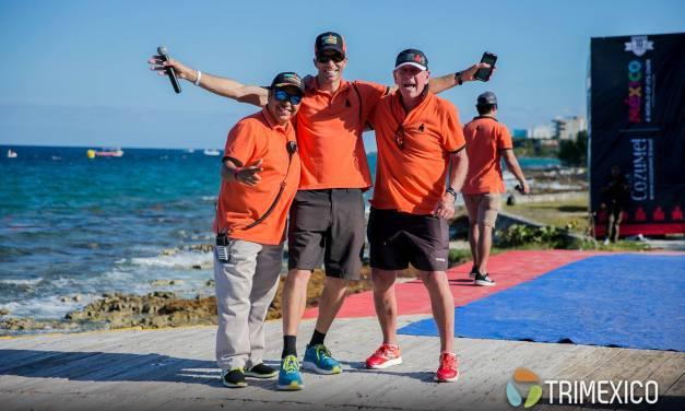 Resultados Grupos por edad top 5 Ironman Cozumel 70.5